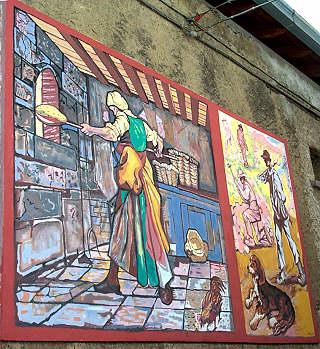 Dipinti murali